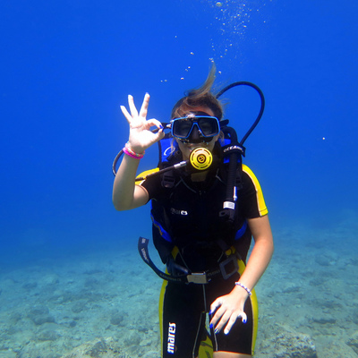 Program Discover Scuba Diving  (intro-dive)